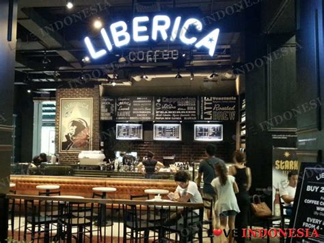 Liberica Coffee liberica coffee pacific place indonesia