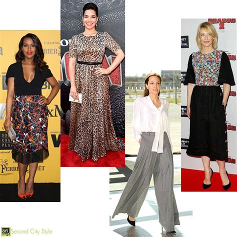 Trends To Avoid The Top Second City Style Fashion 2 2 by Style Try This Look At Home Kerry Washington