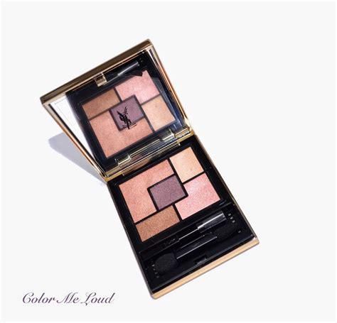 Eyeshadow Ysl yves lau ysl makeup palette review makeup
