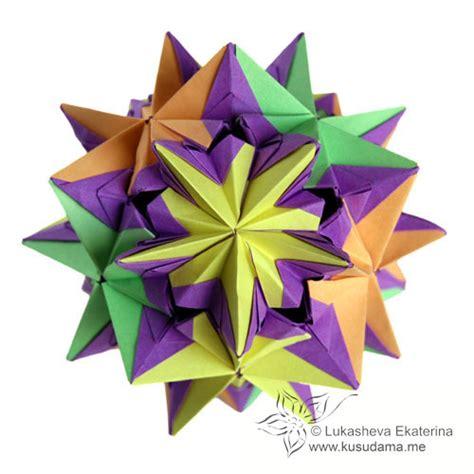 origami kusudamas origami kusudamas 171 embroidery origami
