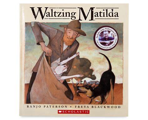 waltzing matilda books catchoftheday au waltzing matilda book w audio cd