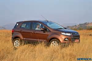 Ford Ecosport Review New 2016 Ford Ecosport 1 5 Tdci Diesel Review Rational