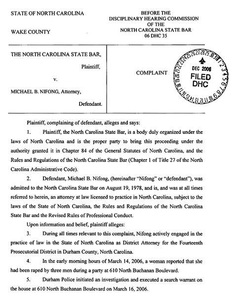 Durham County Warrant Search Ethics Rap For Duke Prosecutor The Gun