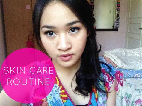 Kiara Leswara Ask Fm   skin care routine 2015 kiara leswara youtube