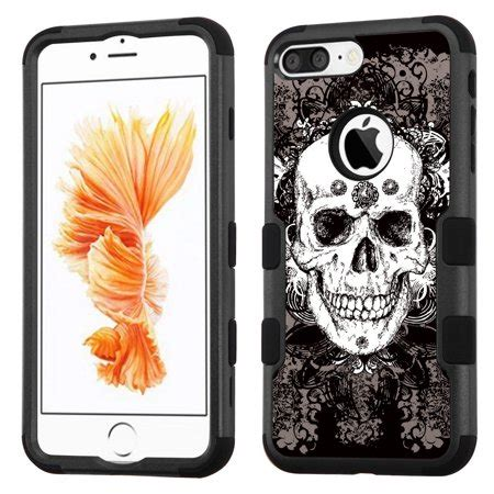 3 layer for apple iphone 8 plus onetoughshield 174 shockproof hybrid bumper protector phone