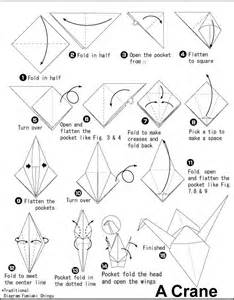 What Size Paper For Origami - 25 best ideas about origami paper crane on