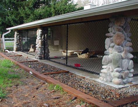 backyard dog enclosures outdoor dog kennel google search pinteres