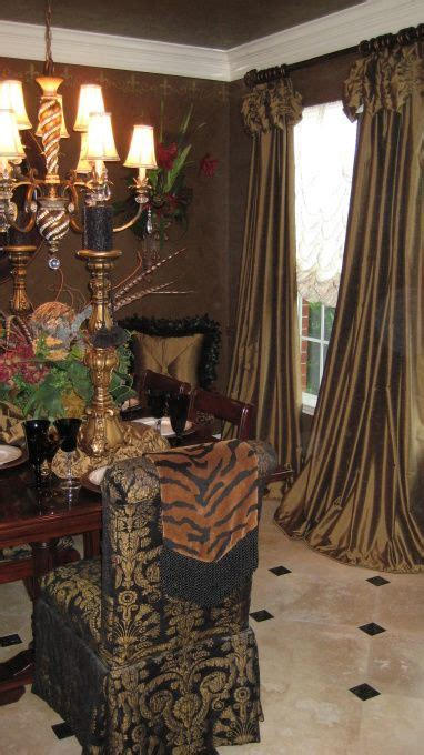 Formal Dining Room Drapes After Happily After Formal Dinning Www Happilyeverafterhome Dining