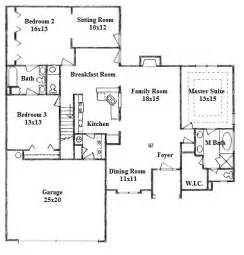 In Law Suite Plans House Plans With Two Inlaw Suites