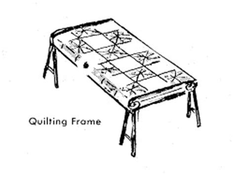 How To Make A Quilting Frame Free by For Woodworker Woodworking Plans Quilting Frame