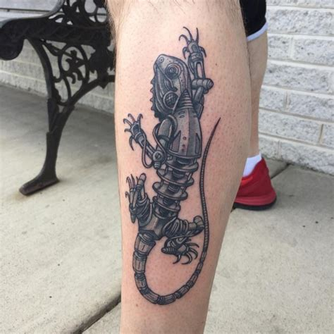 tattoos on calf for men 110 best calf tattoos for and