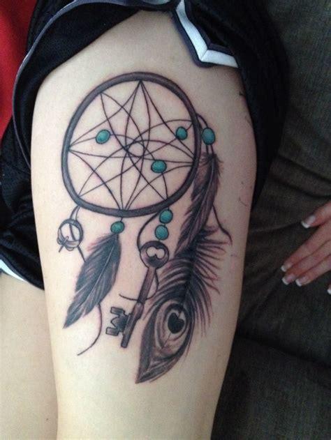 dream catcher tattoo on side hip 25 best tattoos dream catcher images on pinterest
