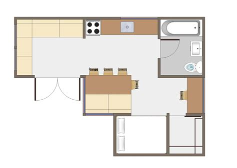 layout home studio apt floor plans slyfelinos apartment small idolza