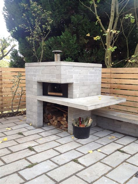 building pizza oven backyard best 25 outdoor pizza ovens ideas on wood