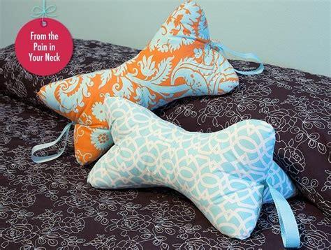 Diy Neck Pillow by Diy Tutorial Diy Pillowcases Diy Relaxing Neck Pillow