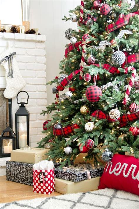 como decorar mi arbol de navidad color blanco tendencias para decorar tu arbol de navidad 2017 2018