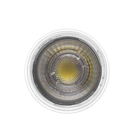 led gu10 dimmbar oule led gu10 dimmable cob cristal 45 186 7w ledkia