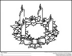 advent coloring pages advent wreath coloring pages coloring home