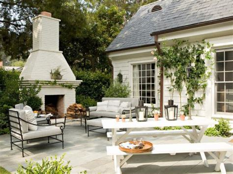 8 outdoor fireplaces for inspiration outdoor living