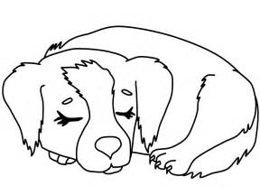 Galerry coloring pages to print of dogs