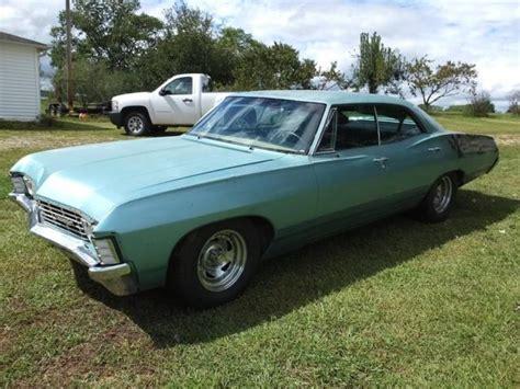67 chevy impala sedan for sale for sale a 1967 chevy impala 4 door sedan hardtop html