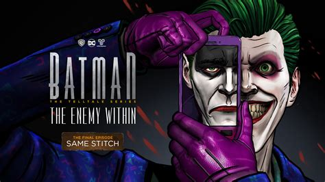 Enemy Within save 25 on batman the enemy within the telltale series