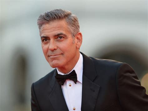 George Clooney Slams george clooney slams donald calls him a
