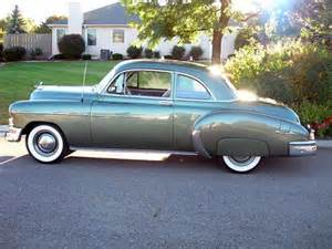 Chevrolet 1950 For Sale 1950 Chevrolet Deluxe Business Coupe Bring A Trailer