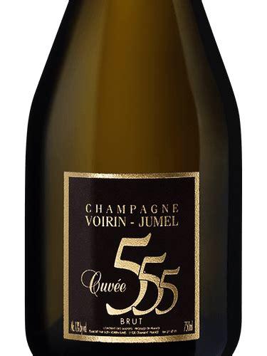 voirin jumel cuvee  brut champagne wine info