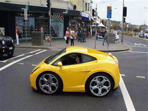 Lamborghini Small Car Cool Stuff 12 Pics
