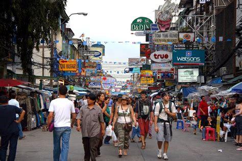 Souvenir Thailand Kaos Wisata Pattaya 3 10 surga wisata belanja murah di bangkok thailand