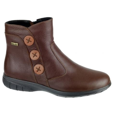 cotswold dowdswell leather womens waterproof casual