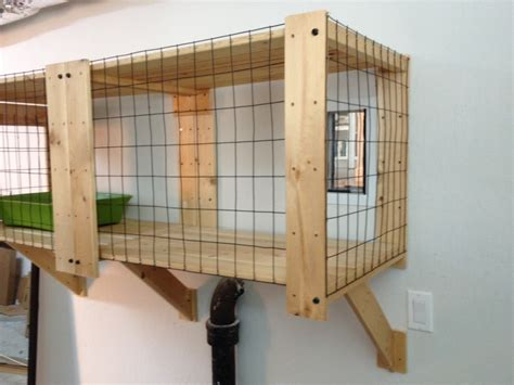 Garage Into Bedroom ikea gorm litter box enclosure hack ikea hackers
