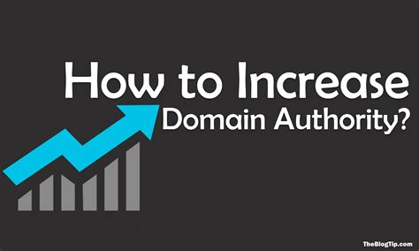 basic techniques  increase domain authority   website