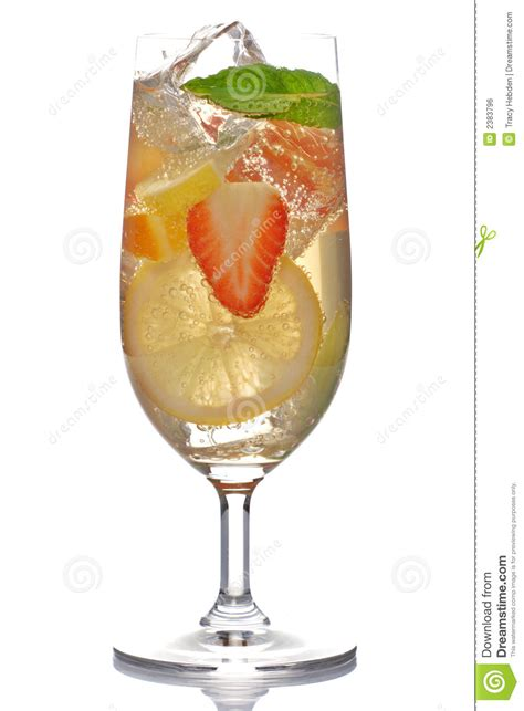 S W Fruit Cocktail fruit cocktail stock photo image of celebrate drink