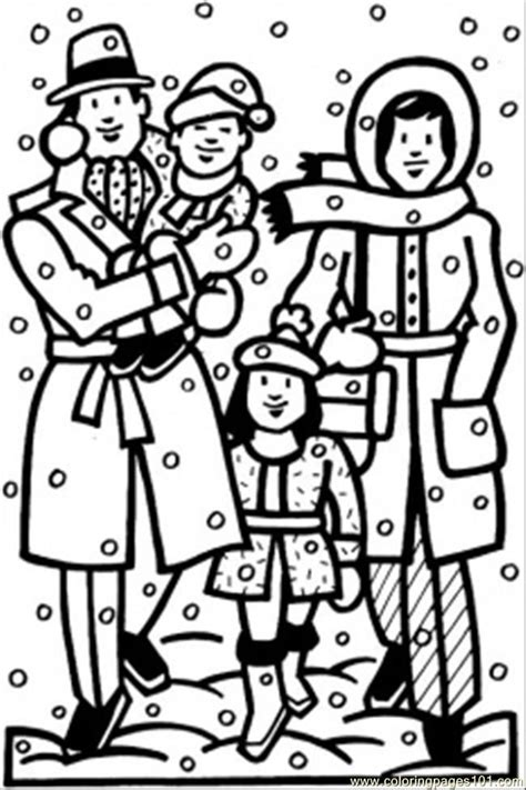 winter coloring sheets free printable az coloring pages