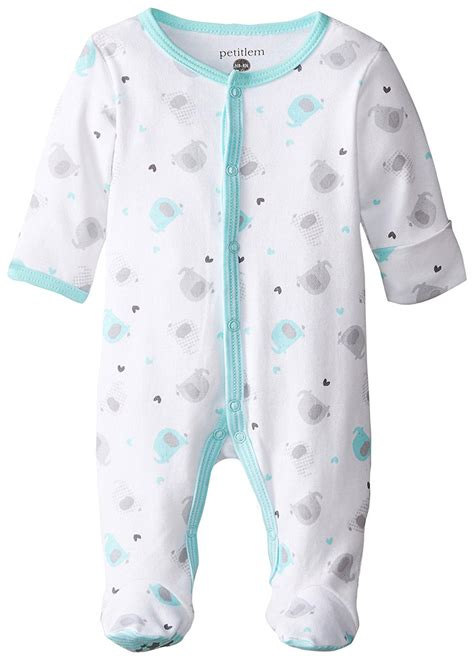 Toddler Sleeper by Mini Must The Lachey Elephant Pajamas