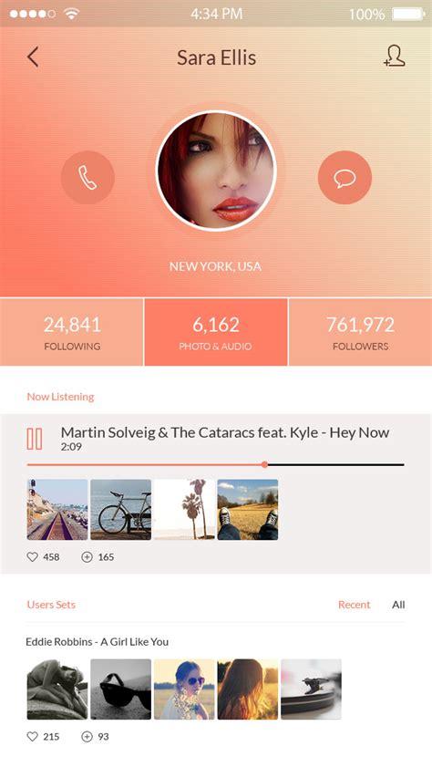 50 best free mobile app ui kits psd designmaz