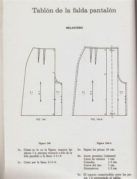 meaning of pattern drafting trazo falda pantalon con tablon patrones pinterest