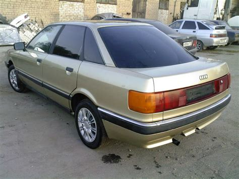 Audi Händler by 1987 Audi 90e Related Infomation Specifications Weili