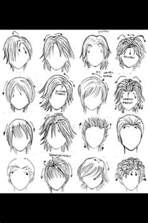 everyday anime hairstyles 1000 images about manga hair on pinterest anime hair