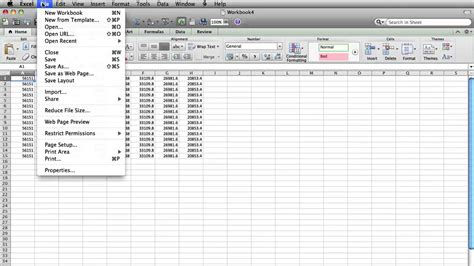 tutorial excel to xml how to convert excel to xml format youtube