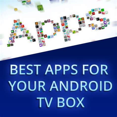 best apps for android tv best tv app android 2016