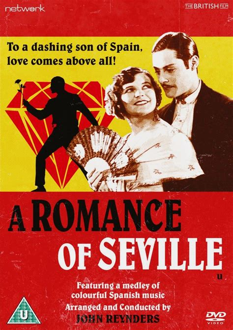 film romance uk the romance of seville 1929 film
