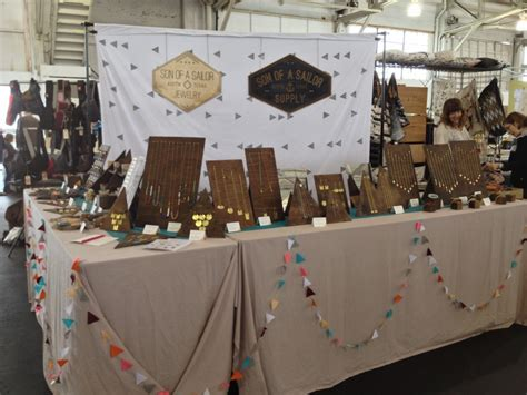 The Handmade Show - ten tips for craft fair booth design dear handmade