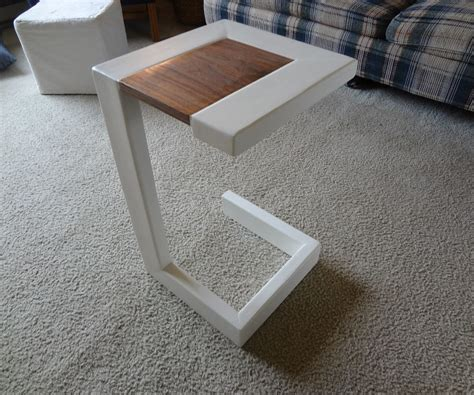 2x4 end table 3