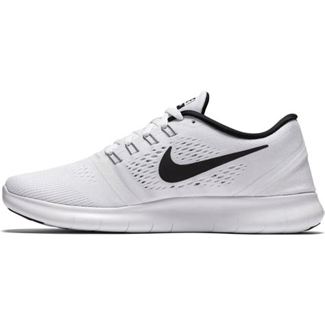 white nike athletic shoes tony pryce sports nike free rn s running shoe