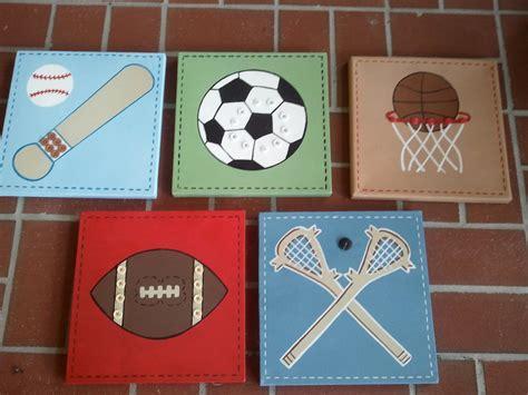 Sports Nursery Wall Decor 5 Sports Nursery Wall Soccer Baseball