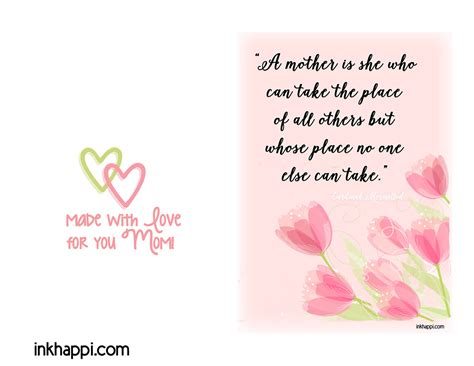 mothers day pictures with quotes i you mothers day quotes prints inkhappi