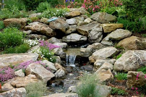 How To Make A Rock Garden How To Build Rock Garden Awesome Architecture